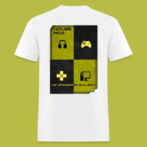 ACG teeshirt White Back - Men's T-Shirt