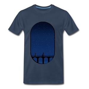 starry night T-Shirts - Men's Premium T-Shirt
