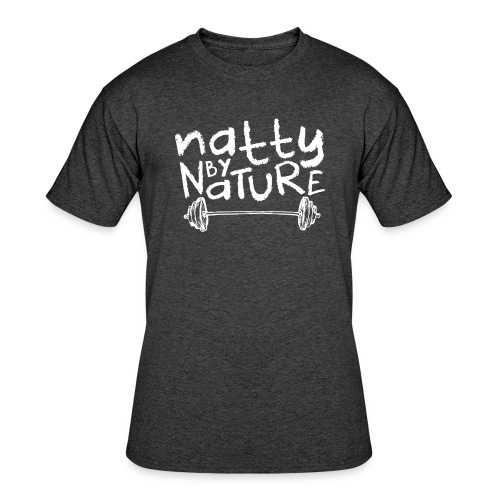 natty - Men's 50/50 T-Shirt