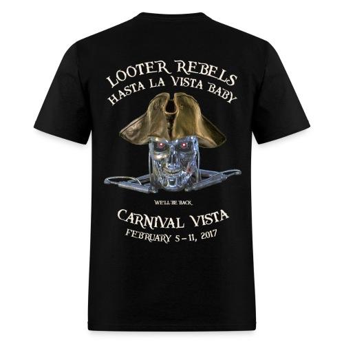 Carnival Vista Tee (Dark) - Men's T-Shirt