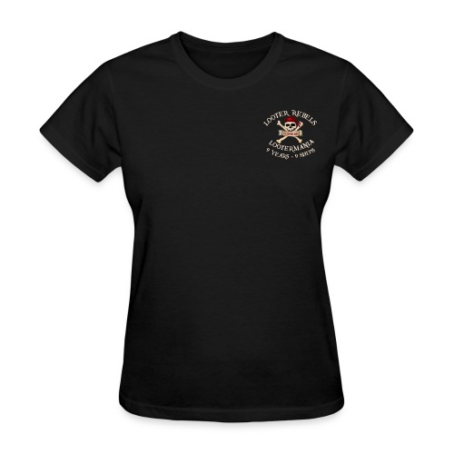 Carnival Vista Tee Womens (Dark) - Women's T-Shirt