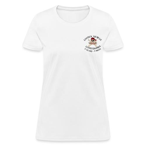 Carnival Vista Tee Womens (Light) - Women's T-Shirt