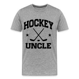 Hockey Uncle T-Shirts - Men's Premium T-Shirt