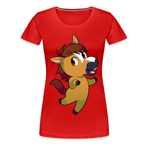Trevor the Dog | Women's Premium T-Shirt - Women's Premium T-Shirt