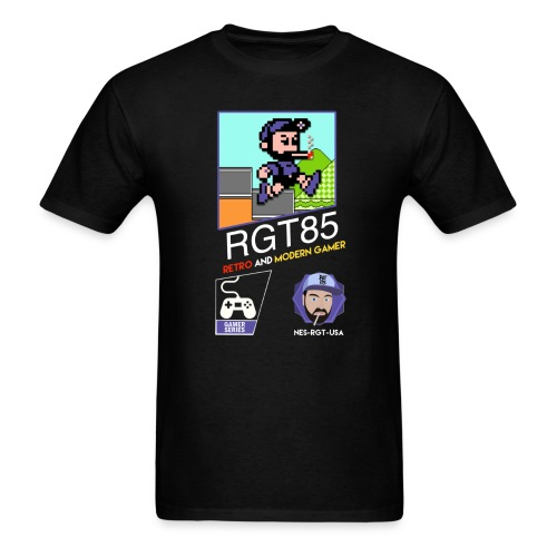 RGT 85 Blackbox Series - Men's T-Shirt