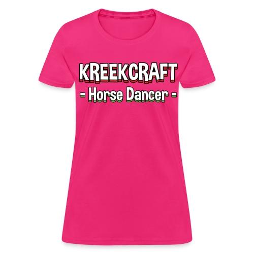 KreekCraft ROBLOX   Women's T-Shirt - Women's T-Shirt