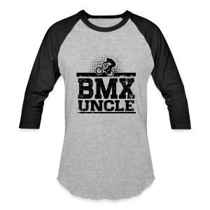 BMX Uncle T-Shirts - Baseball T-Shirt