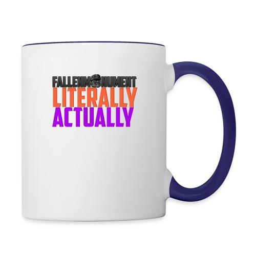 FM Mug - Contrast Coffee Mug