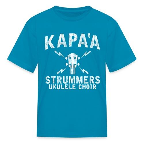 2016-2017 Kapa'a Strummers Shirt - Youth - Kids' T-Shirt