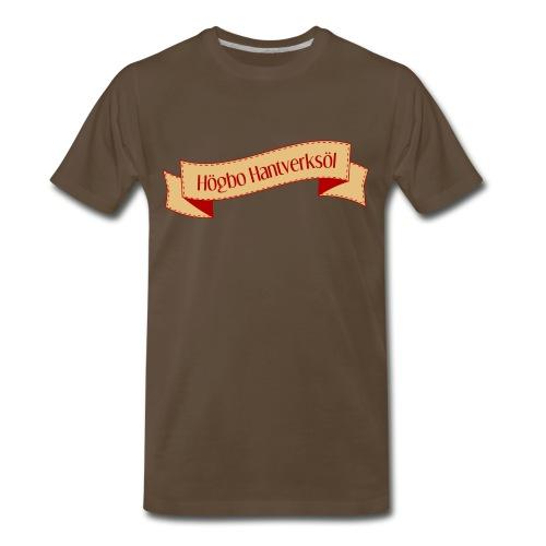 Högbo Hantverksöl t-shirt - Men's Premium T-Shirt