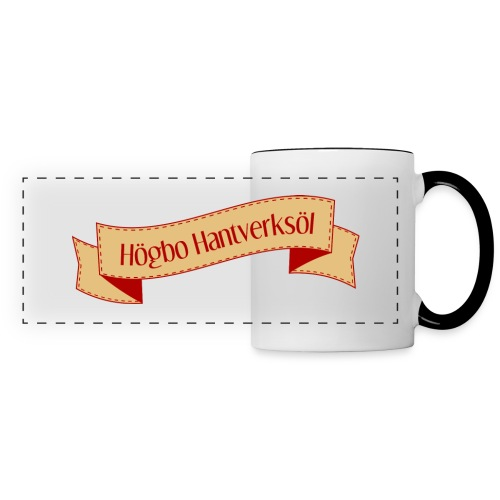 Högbo Hantverksöl mugg - Panoramic Mug