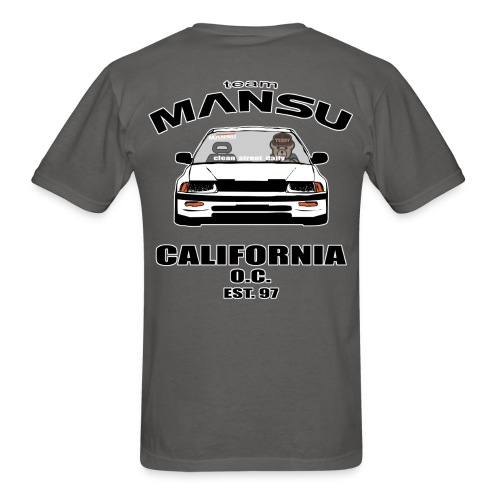 Teddy Car Orange County - Men's T-Shirt