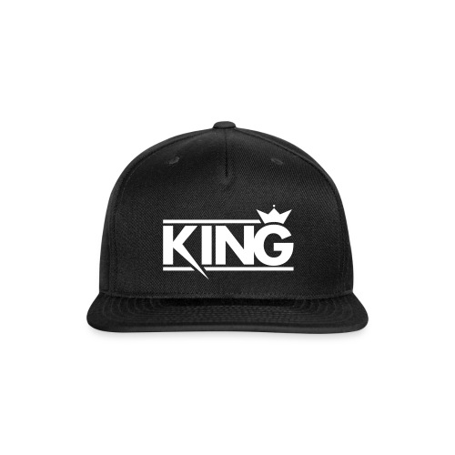 King Snapback - Snap-back Baseball Cap