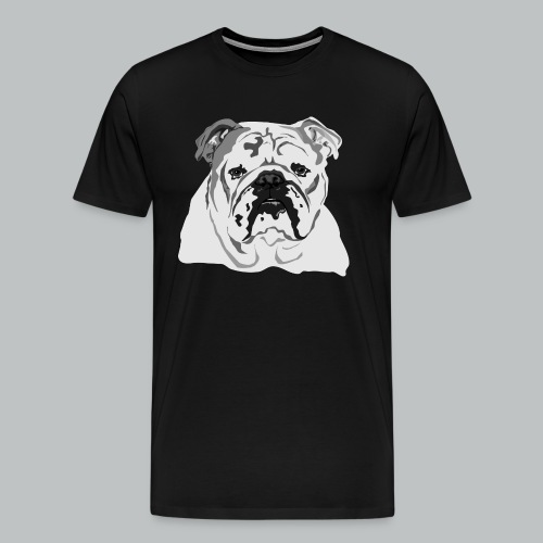 English Bulldog - Men's - Men's Premium T-Shirt