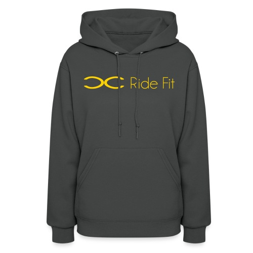 Ride Fit Stay Warm - Women's Hoodie