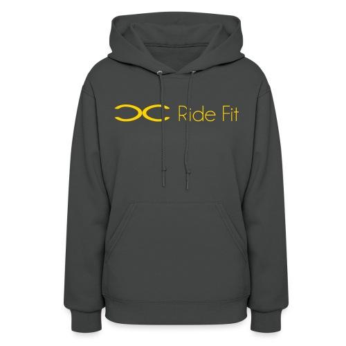 Ride Fit Stay Warm - Women's Hoodie