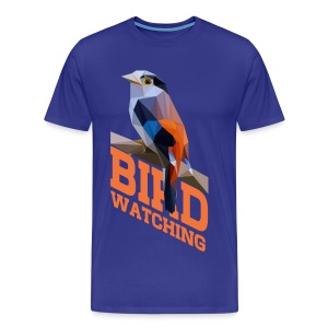 Birdwatching T-Shirts - Men's Premium T-Shirt