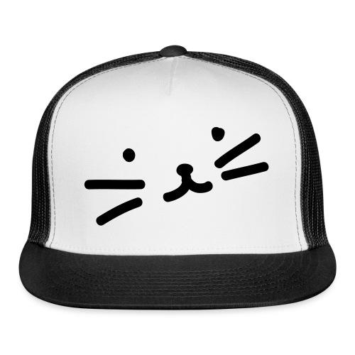 Whiskers trucker cap - Trucker Cap