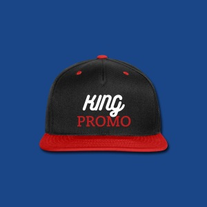 KING PROMO CAP  - Snap-back Baseball Cap