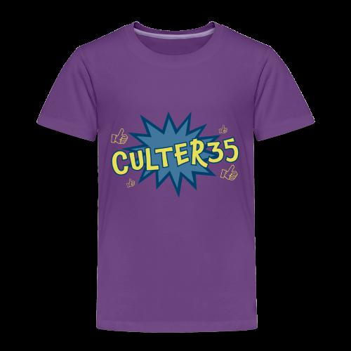 Toddler's Explosion T-Shirt - Toddler Premium T-Shirt