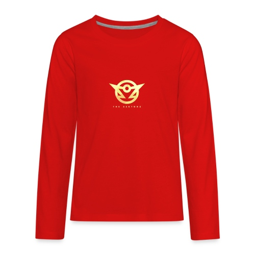 The SektorZ Logo - Kids' Premium Long Sleeve T-Shirt