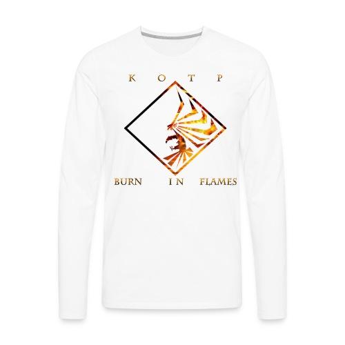 KOTP White Sweater - Men's Premium Long Sleeve T-Shirt