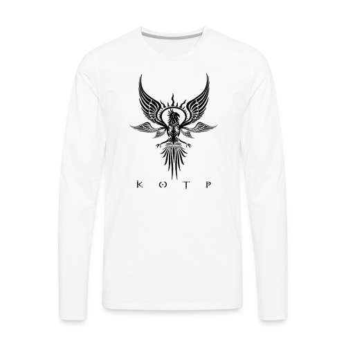 KOTP White Sweater - Men's Premium Long Sleeve T-Shirt
