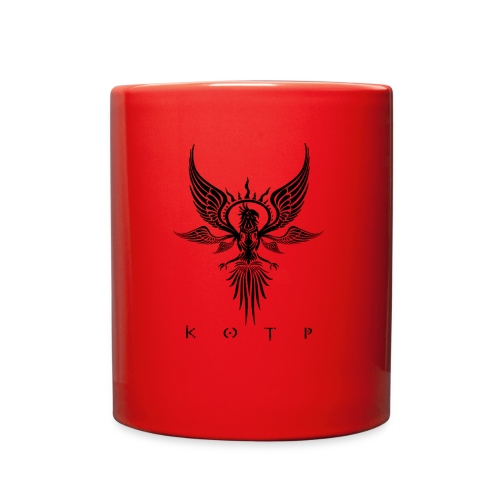 KOTP Red Mug - Full Color Mug