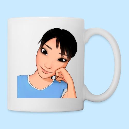Ami Cheek Mug - Double Sided - Coffee/Tea Mug