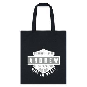 Ride in Peace - Tote Bag