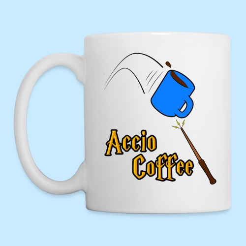 Accio Coffee (handle on left) - Coffee/Tea Mug