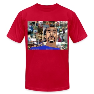 pretty tony tshirt tyson - Men's T-Shirt by American Apparel