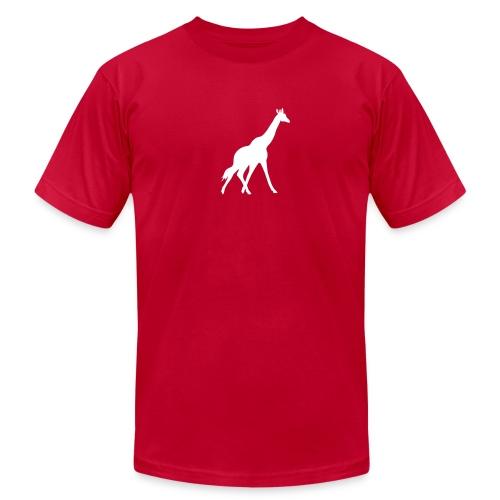 Giraffes Rule - Men's  Jersey T-Shirt