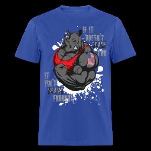 Lithuania Bound - Men's T-Shirt