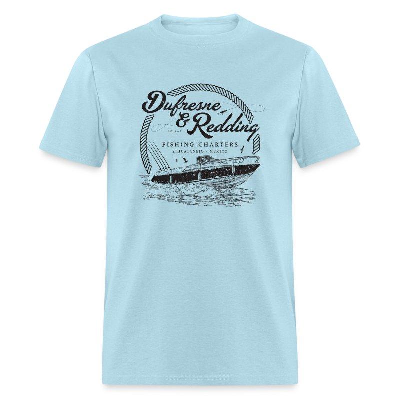Dufresne & Redding (aged) - Men's T-Shirt