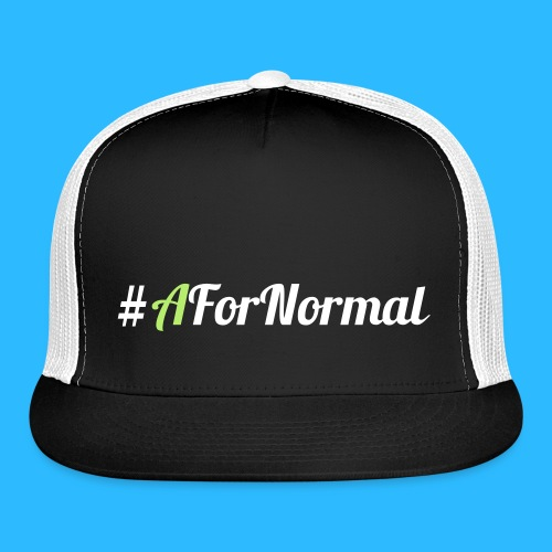 A For Normal Hat - Trucker Cap