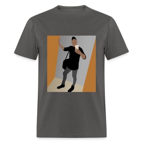 Elevator Selfie - Men's T-Shirt