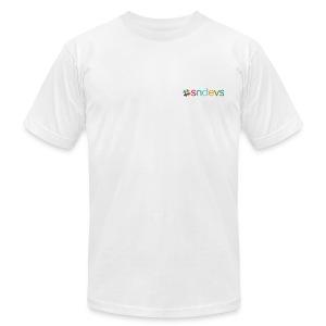 Mens SNDevs Tee - Men's Fine Jersey T-Shirt
