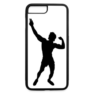 iPhone 7 Plus Case Zyzz Pose - iPhone 7 Plus/8 Plus Rubber Case