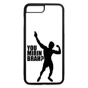 iPhone 7 Plus Case Zyzz You Mirin Brah? - iPhone 7 Plus Rubber Case