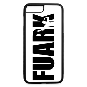 iPhone 7 Plus Case Zyzz FUARK - iPhone 7 Plus/8 Plus Rubber Case