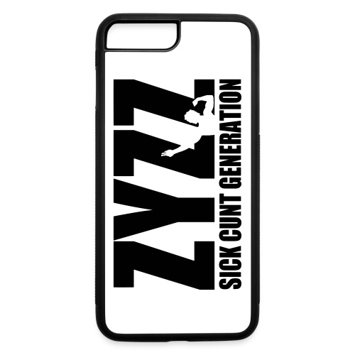 iPhone 7 Plus Case Zyzz Sickkunt Generation - iPhone 7 Plus/8 Plus Rubber Case