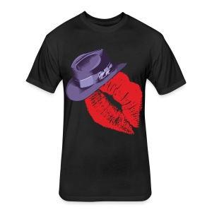 Fedora Next Level Men - Fitted Cotton/Poly T-Shirt by Next Level