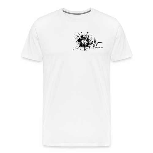 Velly Nation Splash 2 - Men's Premium T-Shirt