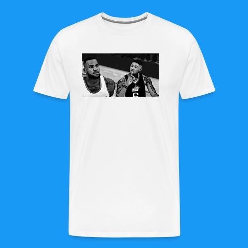 Shhhhhhh - Men's Premium T-Shirt