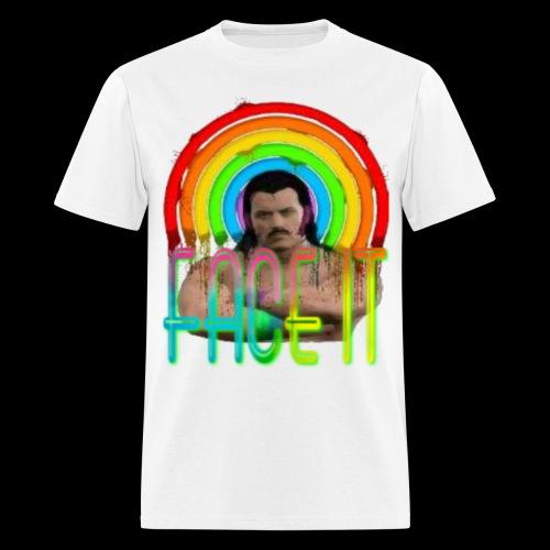 Run The Show - Men's T-Shirt