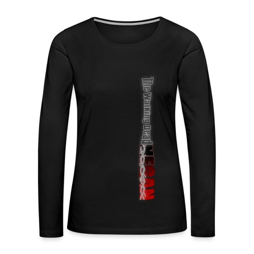 NEGAN STICK - Women's Premium Long Sleeve T-Shirt
