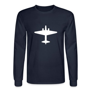 Air Force Tee - Long Sleeve - Men's Long Sleeve T-Shirt
