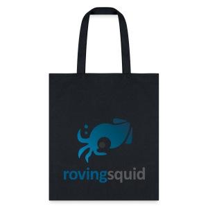 Roving Squid Tote - Tote Bag