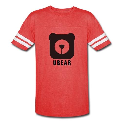 Vintage Sport T-Shirt - uber,uBear,scruff,gaybear,gay bears,gay bear,gay,cub,bears,bearpride,bearded,bear pride,bear gay,bear,LGBT